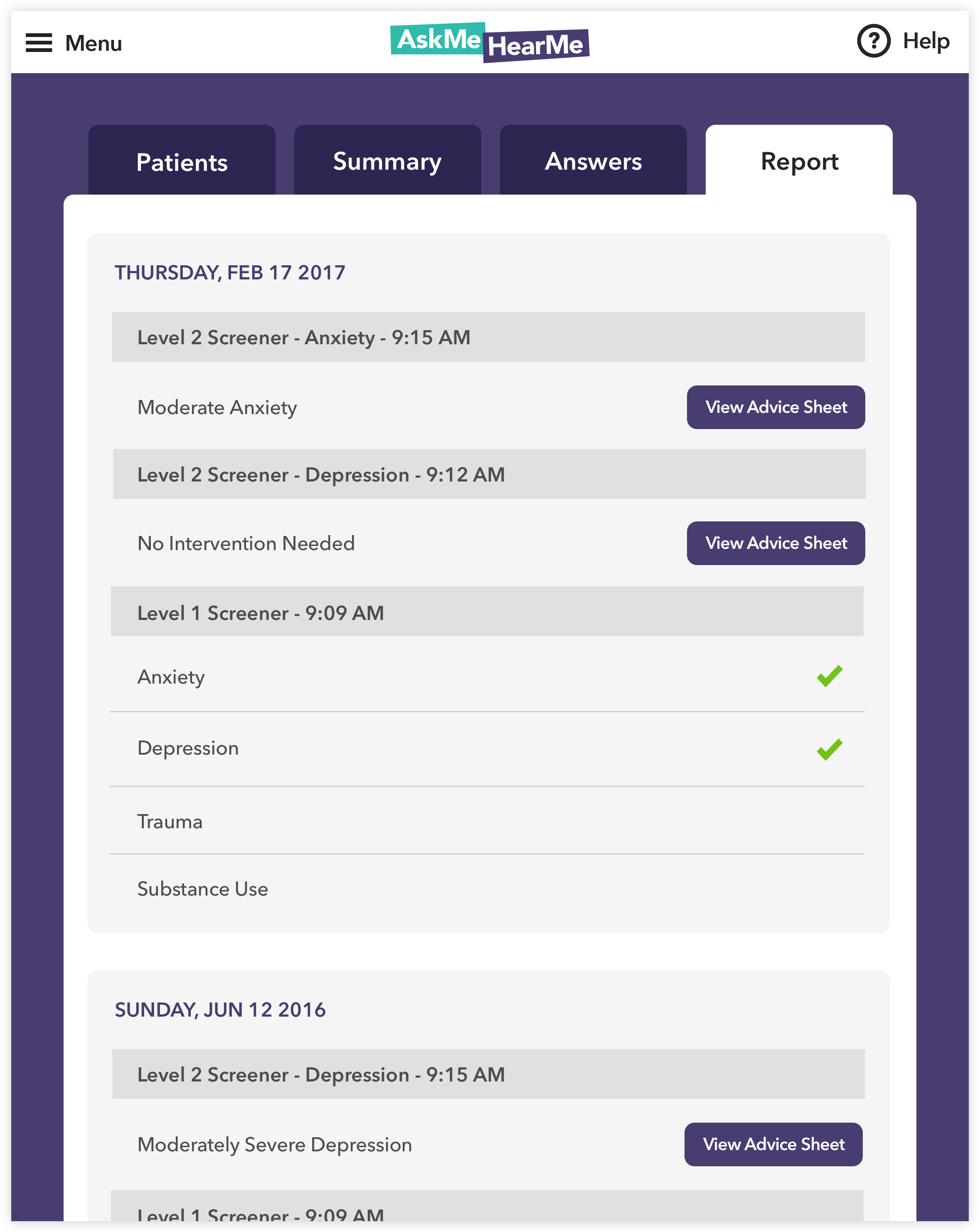 Doctor App UI 6