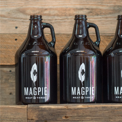 Growler Beer Design